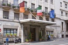Hotel Atlantico Royalty Free Stock Photo
