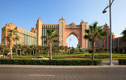 Hotel Atlantis. Stock Images