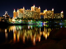 Hotel Atlantis Royalty Free Stock Images