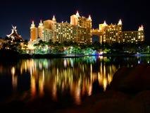 Hotel Atlantis. Complex, Nassau Bahamas Royalty Free Stock Images