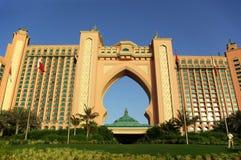 Hotel Atlantis, Dubai royalty free stock images