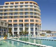 Hotel Azalia, Saints Constantine and Helena resort, Bulgaria Stock Image