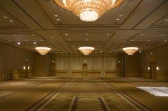 Hotel ballroom Royalty Free Stock Photos