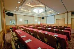 Hotel ballroom royalty free stock image