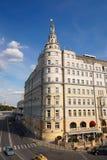 Hotel Baltschug Kempinski.Moscow. Royalty Free Stock Photo