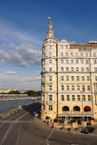 Hotel Baltschug Kempinski moskou stock fotografie
