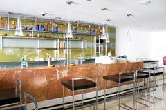 Hotel Bar Stock Photo