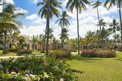 Hotel Baraza Resort, Zanzibar Royalty Free Stock Photos