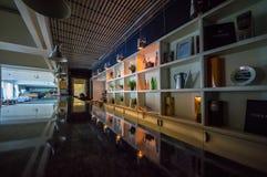 Hotel, barra de hotel imagenes de archivo
