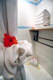 Hotel bathroom Stock Photos