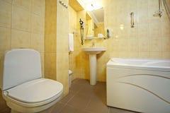 Hotel Bathroom Interior Royalty Free Stock Image