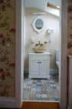 Hotel bathroom Stock Image