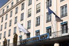 Hotel Bayerischer Hof in Munich