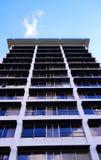 Hotel in Hawaii Waikiki Stock Image