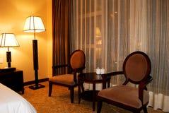 Hotel bedroom Royalty Free Stock Photos