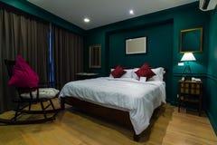 Hotel bedroom Hua Hin Thailand Royalty Free Stock Photo
