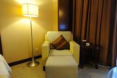 Hotel Bedroom interior Royalty Free Stock Photography