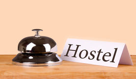Hotel bell hostel Stock Photography