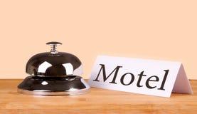 Hotel bell motel Royalty Free Stock Photos