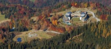 Hotel Berchtesgaden intercontinental Foto de archivo libre de regalías