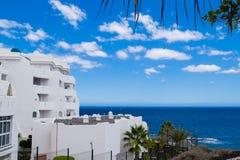 Giardino Reale Di Tenerife Dell\'hotel Immagine Stock - Immagine di ...