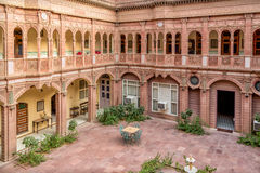 Hotel in Bikaner Royalty Free Stock Photography