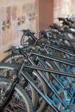 Hotel bikes Stock Photography