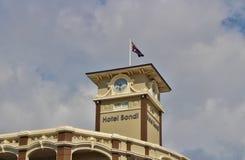 Hotel Bondi, Sydney Fotografie Stock