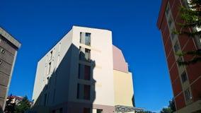 Hotel in Brasov, Romania Fotografia Stock Libera da Diritti