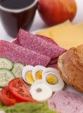 Hotel Breakfast Stock Image