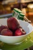 Hotel Breakfast Fruits stock photo