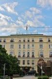 Hotel Bristol, Salisburgo Immagini Stock Libere da Diritti