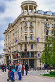 Hotel Bristol in Warsaw Royalty Free Stock Photo