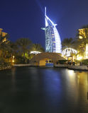 Hotel Burj Al Arab Royalty Free Stock Images