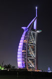 Hotel Burj Al Arab, Dubai Stock Photography