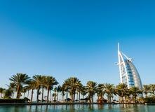 Hotel Burj Al Arab Stock Photography