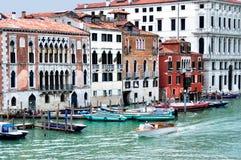 Hotel Ca' Sagredo - Grand Canal - Rialto - Venice Italy Venezia - Creative Commons by gnuckx Royalty Free Stock Photography