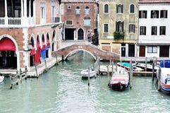 Hotel Ca' Sagredo - Grand Canal - Rialto - Venice Italy Venezia - Creative Commons by gnuckx Royalty Free Stock Image