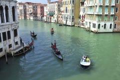 Hotel Ca' Sagredo - Grand Canal - Rialto - Venice Italy Venezia - Creative Commons by gnuckx Stock Image