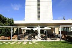 Hotel cafe Royalty Free Stock Photo