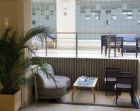 Hotel caffee Royalty Free Stock Photo