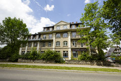 The hotel called the Imperial in Zakopane Stock Image