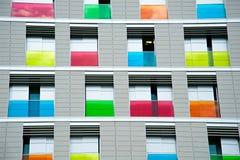 Hotel camplus living bononia bolonia Stock Image