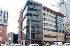 Hotel capitale della plaza Immagini Stock