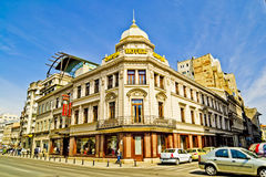 Hotel Capsa Lizenzfreie Stockfotos