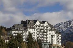 Hotel Carlton Royalty Free Stock Photos