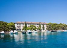 The hotel' Carmen, Briony. Croatia Stock Photo