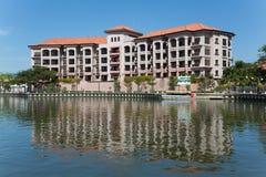 Hotel Casa Del rio Melaka in Malacca Stock Photos