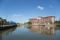 Hotel Casa Del rio Melaka in Malacca Royalty Free Stock Photography