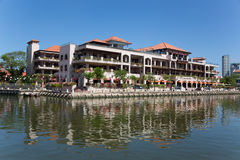 Hotel Casa Del rio Melaka in Malacca Royalty Free Stock Image